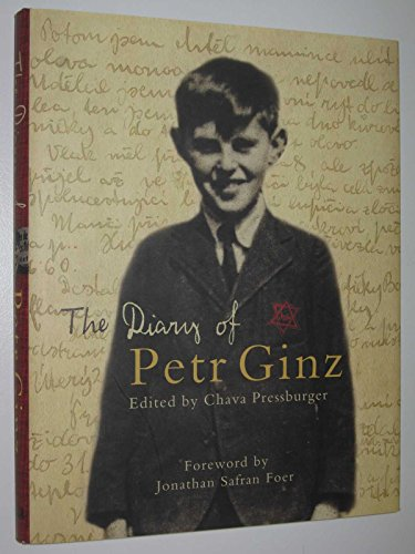 9780330423403: The Diary of Petr Ginz 1941-1942