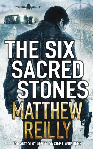 9780330426589: The Six Sacred Stones (Jack West Junior 2)