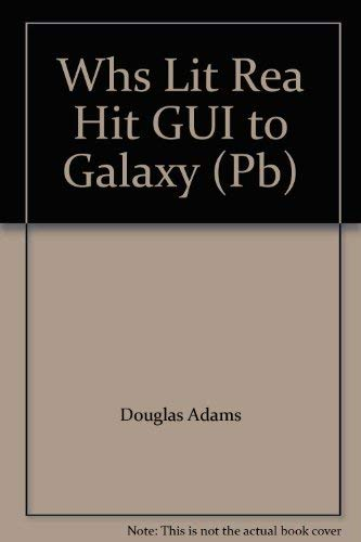 9780330426671: The Hitchhiker's Guide To The Galaxy