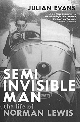 9780330427081: Semi-invisible Man