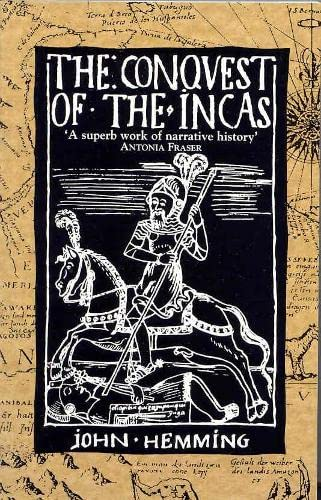 9780330427302: Conquest of the Incas