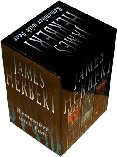9780330431934: James Herbert Box Set