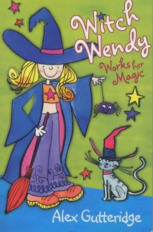 9780330434041: Witch Wendy Works Her Magic