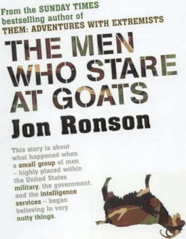 9780330435260: The Men Who Stare At Goats
