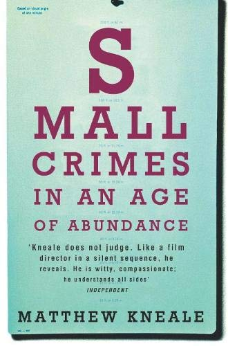 9780330435352: Small Crimes in an Age of Abundance