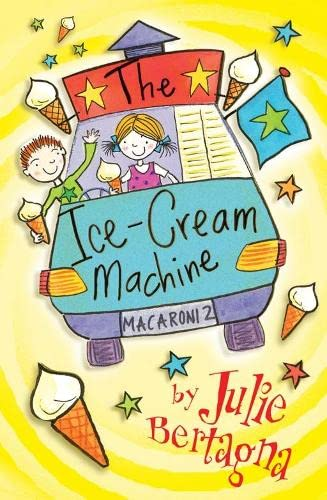9780330437462: The Ice-cream Machine