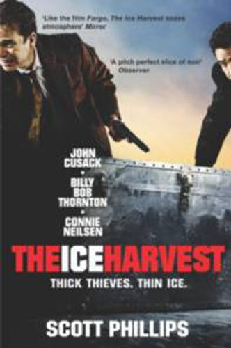 9780330438087: Ice Harvest (PB)A Format Ome