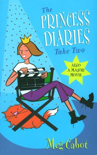 Princess Diaries Take Two Asia: M. Cabot