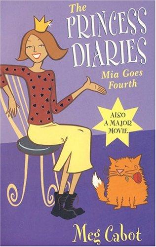 9780330438124: Princess Diaries: Mia Goes Fourth