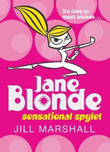 9780330438148: Jane Blonde: Sensational Spylet