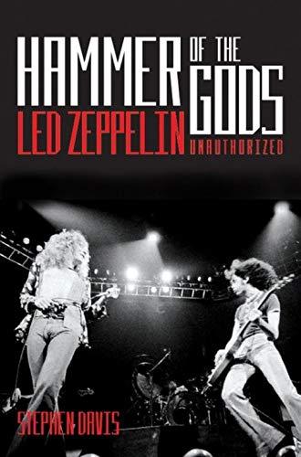 "9780330438599: Hammer of the Gods: ""Led Zeppelin"" Unauthorised"