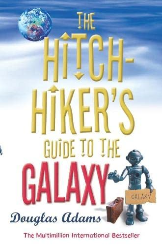 9780330438957: The Hitchhiker's Guide to the Galaxy