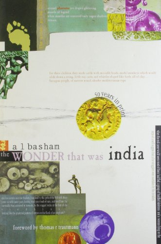 9780330439091: The Wonder That Was India
