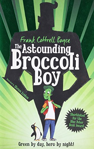 9780330440875: The Astounding Broccoli Boy