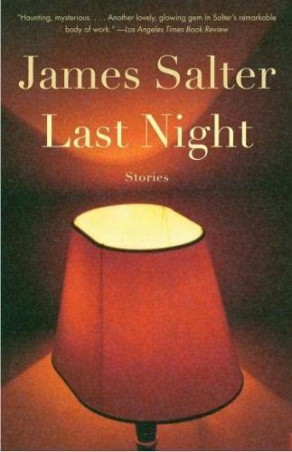9780330441179: Last Night: Stories