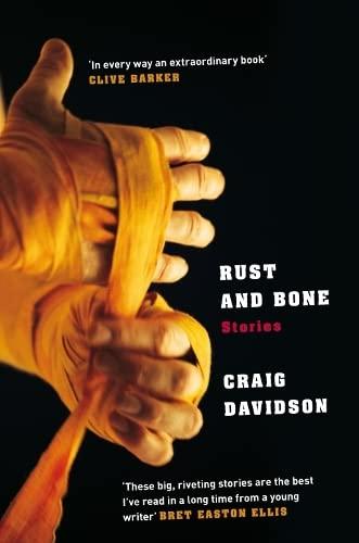 9780330441810: Rust and Bone