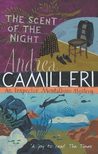 9780330442176: The Scent of the Night (Montalbano 6)