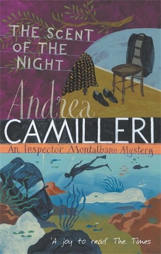 9780330442183: The Scent of the Night (Inspector Montalbano Mysteries)