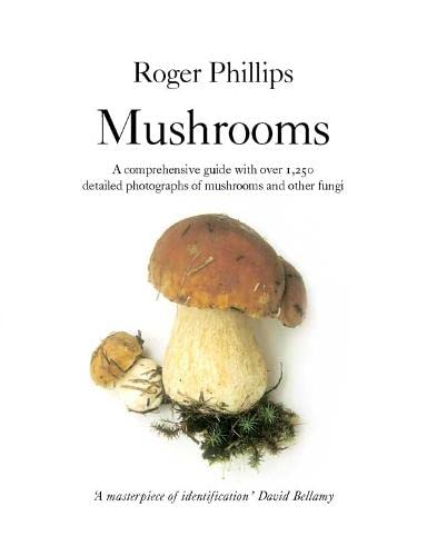 9780330442374: Mushrooms