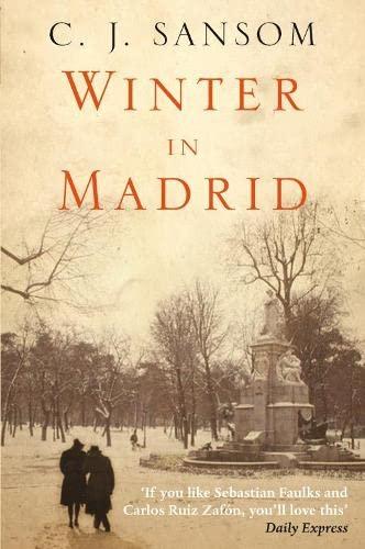 9780330442633: Winter in Madrid
