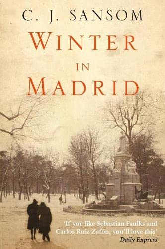 9780330442633: Winter in Madrid