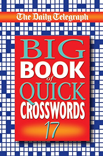 9780330442848: Daily Telegraph Big Book of Quick Crosswords 17