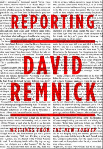'REPORTING: WRITINGS FROM THE ''NEW YORKER''' (0330443984) by DAVID REMNICK
