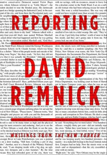 9780330443999: Reporting: Writings from the New Yorker