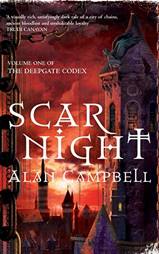 9780330444767: Scar Night (Deepgate Codex Trilogy): Bk. 1
