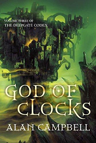 9780330444781: God of Clocks
