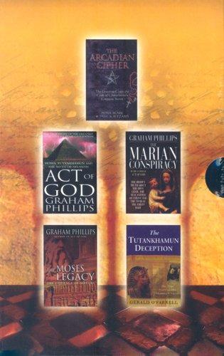 9780330444897: Bible Codes Boxset