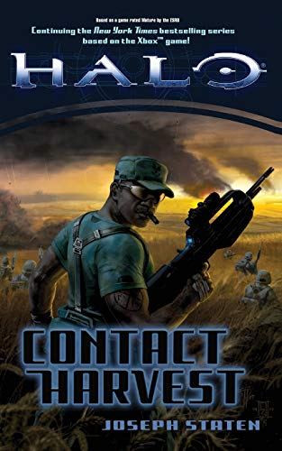 9780330445122: Halo: Contact Harvest