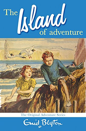 9780330446297: The Island of Adventure (Adventure Series)