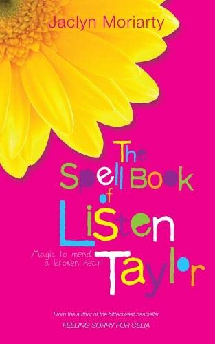 9780330446365: The Spell Book of Listen Taylor: A Girl with Something to Hide