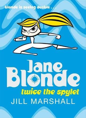 9780330446570: Jane Blonde Twice the Spylet