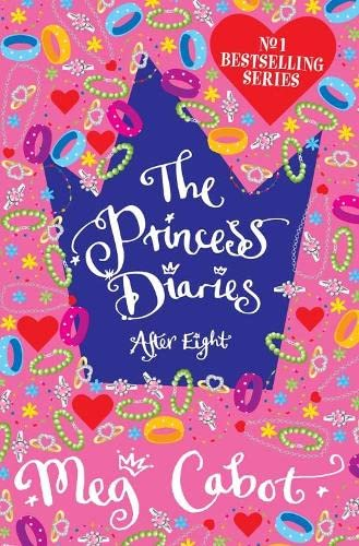9780330446884: The Princess Diaries: After Eight