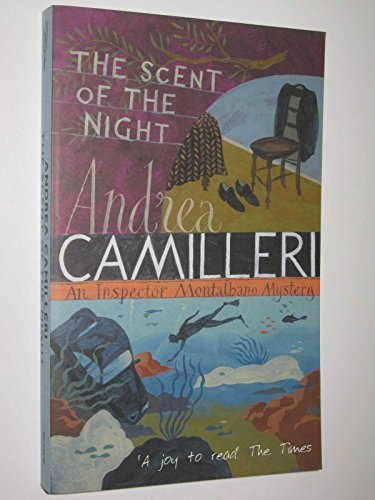 9780330447249: [The Scent of the Night] [by: Andrea Camilleri]