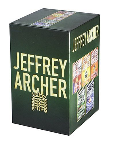 9780330447287: Jeffrey Archer 5 book set