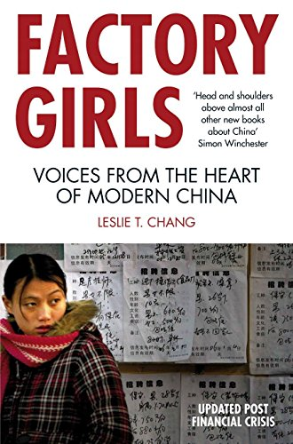 9780330447362: Factory Girls: Voices from the Heart of Modern China. Leslie T. Chang