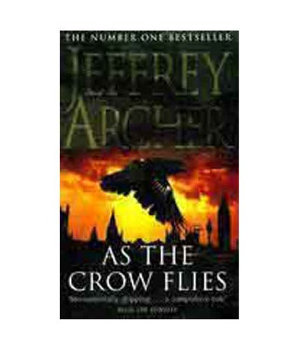 9780330447898: As the Crow Flies