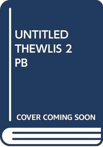 9780330447966: UNTITLED THEWLIS 2 PB
