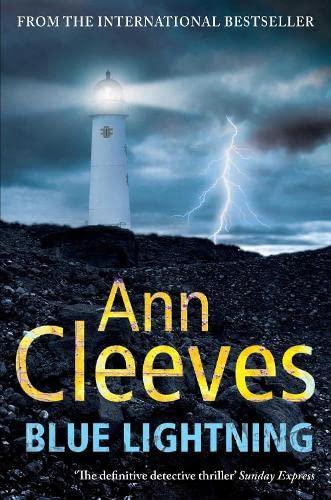 9780330448277: Blue Lightning (Shetland)