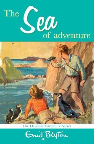 9780330448369: The Sea of Adventure (Adventure Series [3])