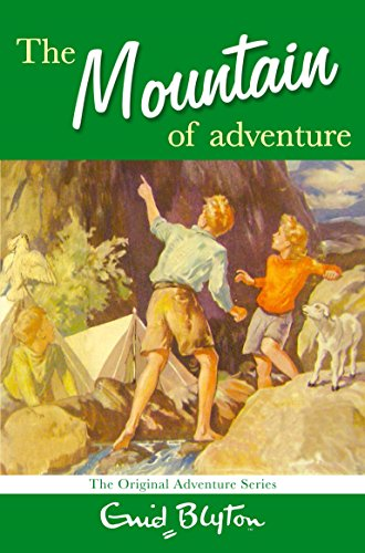 9780330448376: The Mountain of Adventure (Adventure Series)