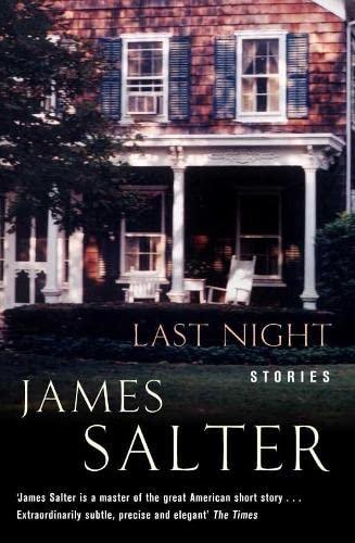 9780330448505: Last Night: Stories