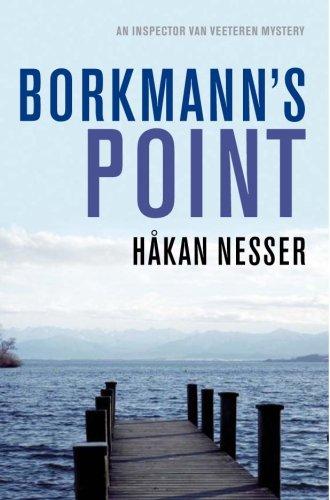 9780330448697: Borkman's Point - Inspector Van Veeteren Mystery