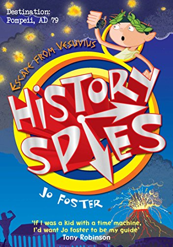 9780330449007: History Spies: Escape from Vesuvius