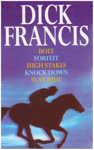 9780330449892: Dick Francis 5 Book Set