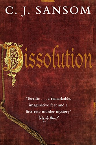 9780330450799: Dissolution (The Shardlake series)