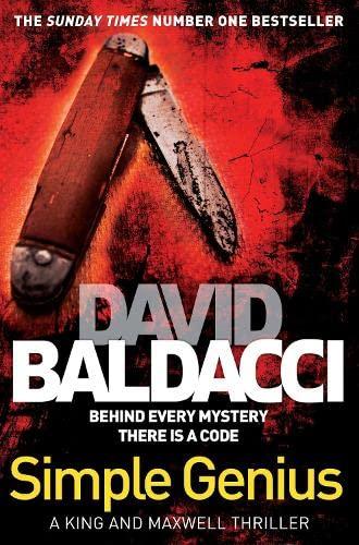 9780330450973: David Baldacci Pack for Eason: Simple Genius: 1